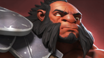 Garrosh looks like Axe - Champion similar