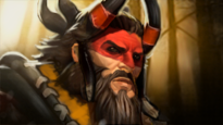 Olaf looks like Beastmaster - Champion similar