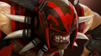 Huskar looks like Bloodseeker - Champion similar