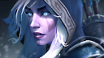 Varus looks like Drow Ranger - Champion similar