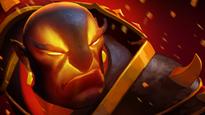 Anti-Mage looks like Ember Spirit - Champion similar