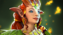 Legion Commander looks like Enchantress - Champion similar