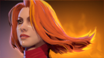 Ahri looks like Lina - Champion similar