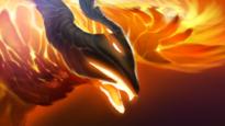 Vel'Koz looks like Phoenix - Champion similar
