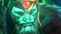 Clinkz looks like Wraith King - Champion similar