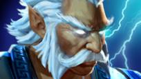 Karthus looks like Zeus - Champion similar